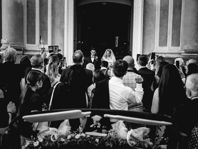 Il matrimonio di Gianluca e Christelle  a Dolceacqua, Imperia 23