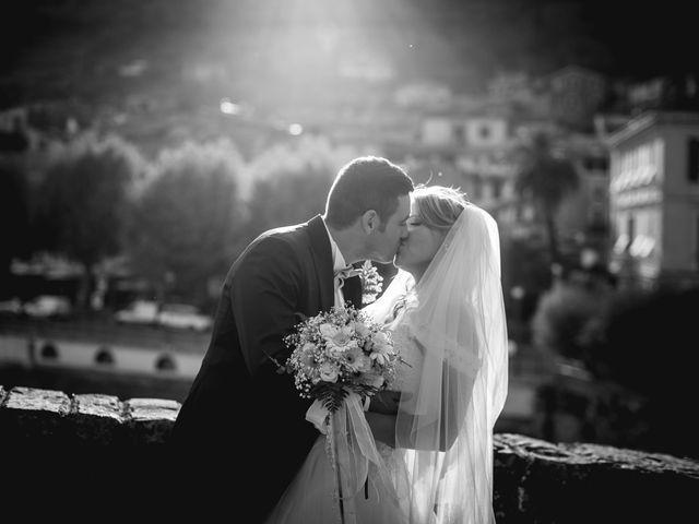 Il matrimonio di Gianluca e Christelle  a Dolceacqua, Imperia 28