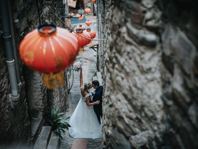 Il matrimonio di Gianluca e Christelle  a Dolceacqua, Imperia 35