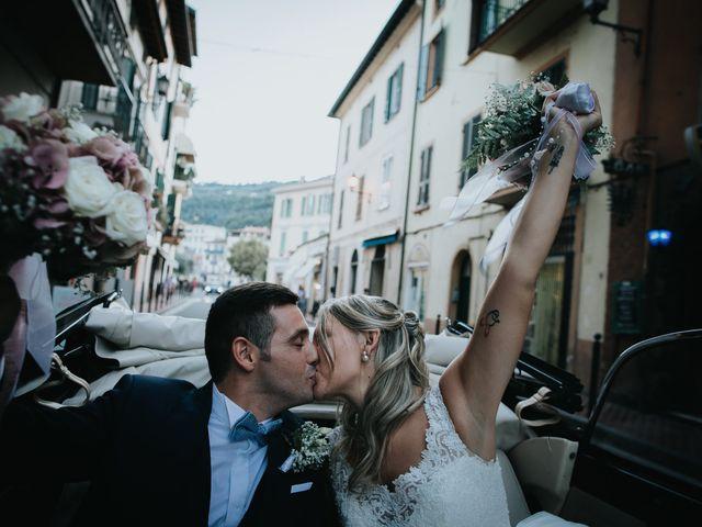 Il matrimonio di Gianluca e Christelle  a Dolceacqua, Imperia 44