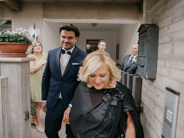 Il matrimonio di Nazzareno e Claudia a Martinsicuro, Teramo 21