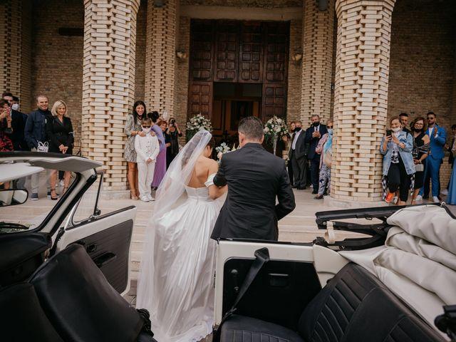 Il matrimonio di Nazzareno e Claudia a Martinsicuro, Teramo 2