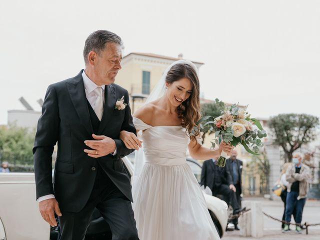 Il matrimonio di Nazzareno e Claudia a Martinsicuro, Teramo 25