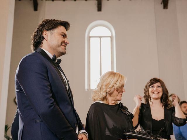 Il matrimonio di Nazzareno e Claudia a Martinsicuro, Teramo 26