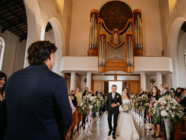 Il matrimonio di Nazzareno e Claudia a Martinsicuro, Teramo 27