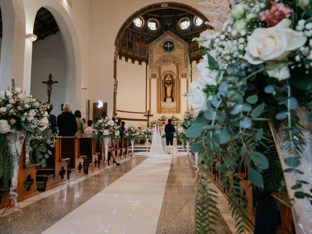 Il matrimonio di Nazzareno e Claudia a Martinsicuro, Teramo 28