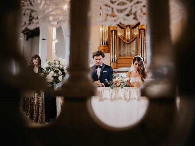Il matrimonio di Nazzareno e Claudia a Martinsicuro, Teramo 30