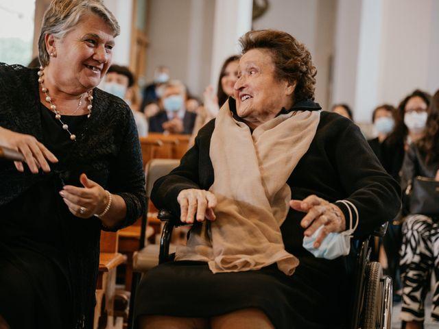 Il matrimonio di Nazzareno e Claudia a Martinsicuro, Teramo 31