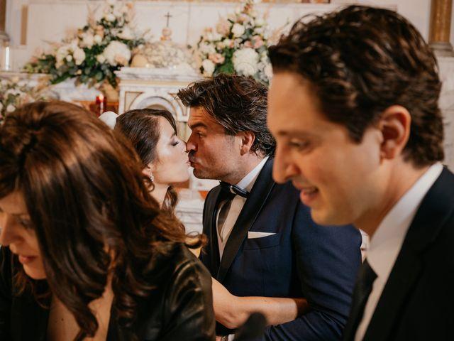 Il matrimonio di Nazzareno e Claudia a Martinsicuro, Teramo 32