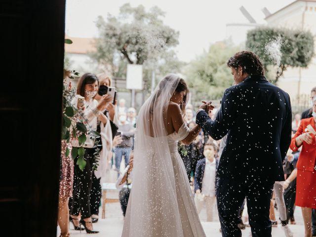 Il matrimonio di Nazzareno e Claudia a Martinsicuro, Teramo 34