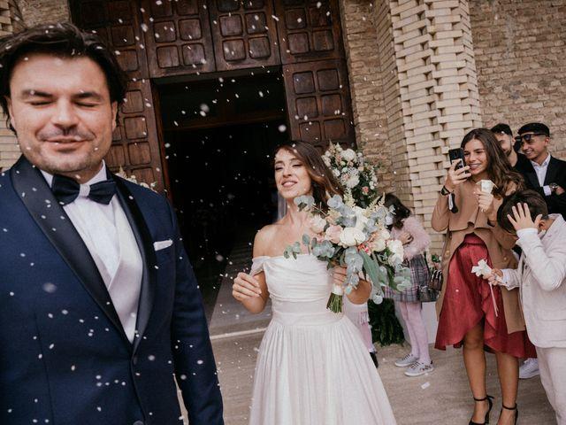 Il matrimonio di Nazzareno e Claudia a Martinsicuro, Teramo 37