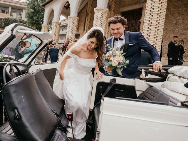 Il matrimonio di Nazzareno e Claudia a Martinsicuro, Teramo 39