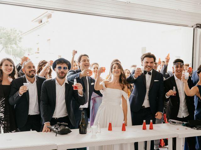 Il matrimonio di Nazzareno e Claudia a Martinsicuro, Teramo 46