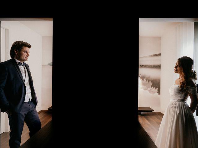 Le nozze di Claudia e Nazzareno