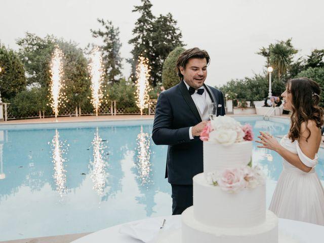 Il matrimonio di Nazzareno e Claudia a Martinsicuro, Teramo 61