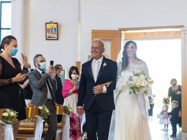 Il matrimonio di Marialaura e Piernicola a Carapelle, Foggia 29