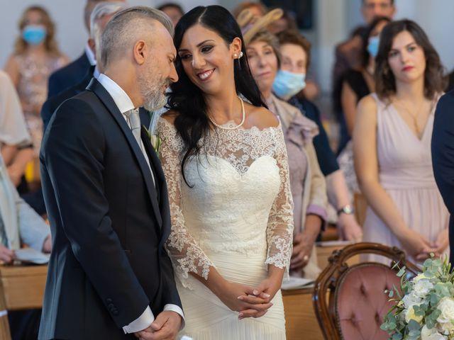 Il matrimonio di Marialaura e Piernicola a Carapelle, Foggia 32