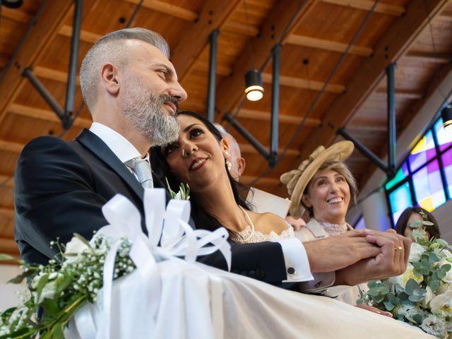 Il matrimonio di Marialaura e Piernicola a Carapelle, Foggia 34