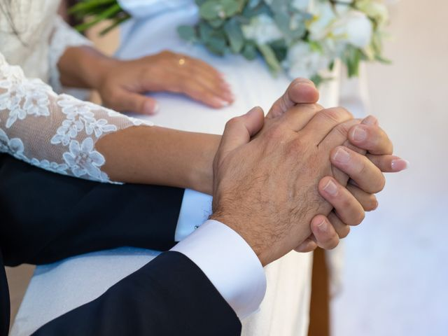 Il matrimonio di Marialaura e Piernicola a Carapelle, Foggia 35