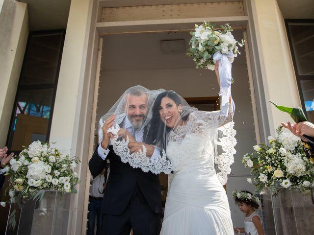 Il matrimonio di Marialaura e Piernicola a Carapelle, Foggia 37