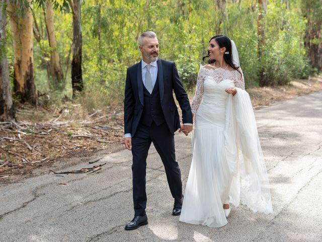 Il matrimonio di Marialaura e Piernicola a Carapelle, Foggia 41