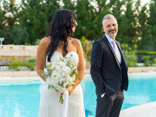 Il matrimonio di Marialaura e Piernicola a Carapelle, Foggia 48