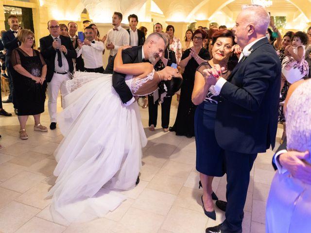 Il matrimonio di Marialaura e Piernicola a Carapelle, Foggia 49