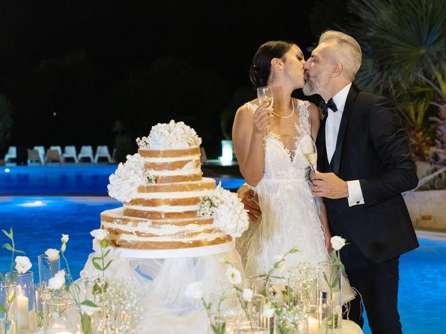 Il matrimonio di Marialaura e Piernicola a Carapelle, Foggia 54