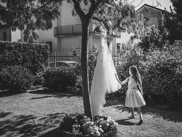 Il matrimonio di Nicolò e Linda a Busto Garolfo, Milano 3