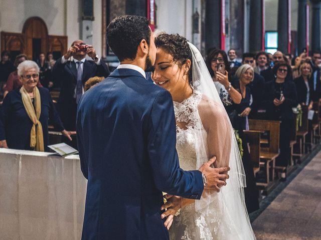 Il matrimonio di Nicolò e Linda a Busto Garolfo, Milano 24