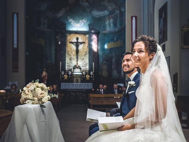 Il matrimonio di Nicolò e Linda a Busto Garolfo, Milano 26