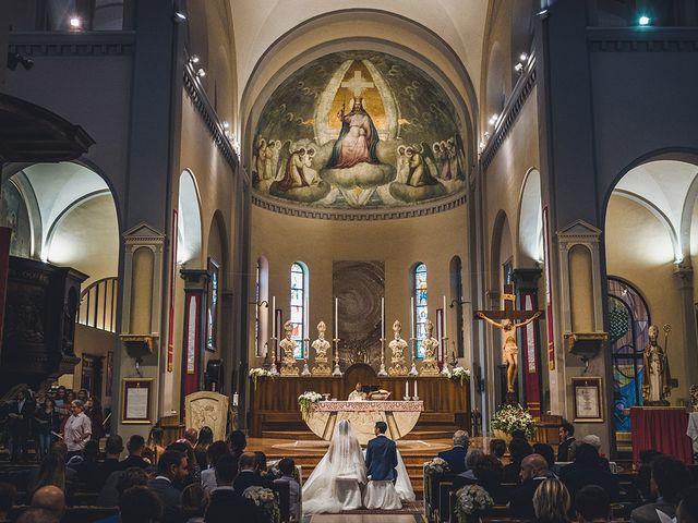 Il matrimonio di Nicolò e Linda a Busto Garolfo, Milano 27
