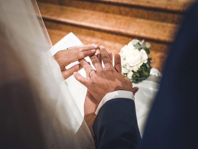 Il matrimonio di Nicolò e Linda a Busto Garolfo, Milano 28
