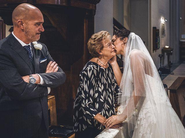 Il matrimonio di Nicolò e Linda a Busto Garolfo, Milano 29