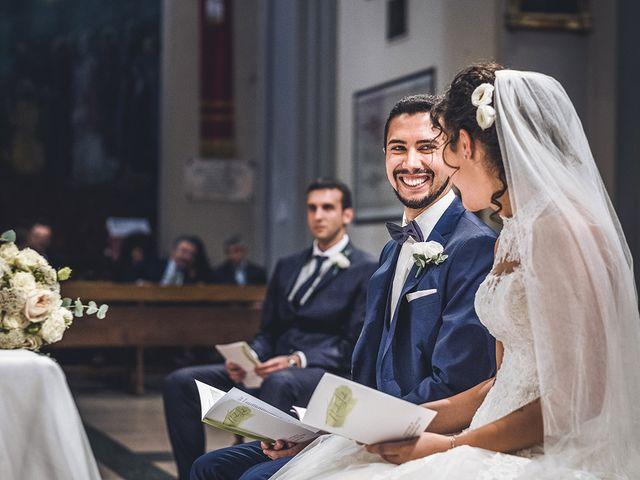 Il matrimonio di Nicolò e Linda a Busto Garolfo, Milano 31