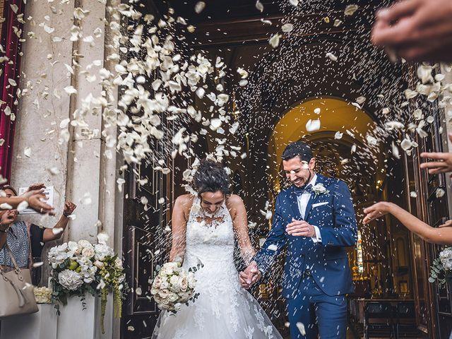 Il matrimonio di Nicolò e Linda a Busto Garolfo, Milano 33