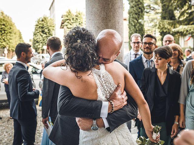 Il matrimonio di Nicolò e Linda a Busto Garolfo, Milano 36