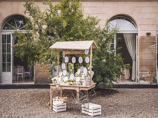Il matrimonio di Nicolò e Linda a Busto Garolfo, Milano 42