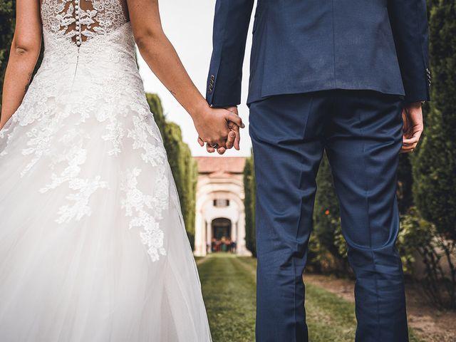 Il matrimonio di Nicolò e Linda a Busto Garolfo, Milano 45