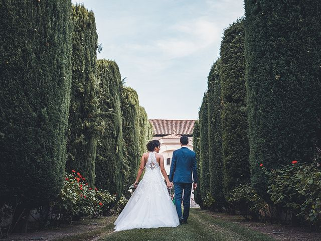 Il matrimonio di Nicolò e Linda a Busto Garolfo, Milano 46