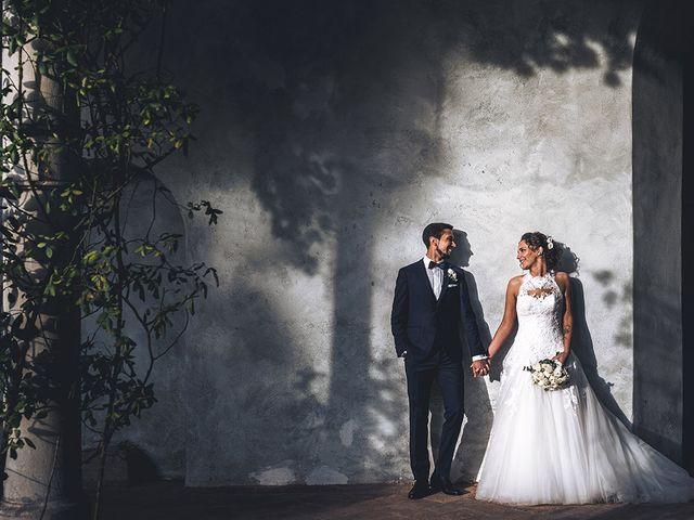 Il matrimonio di Nicolò e Linda a Busto Garolfo, Milano 1