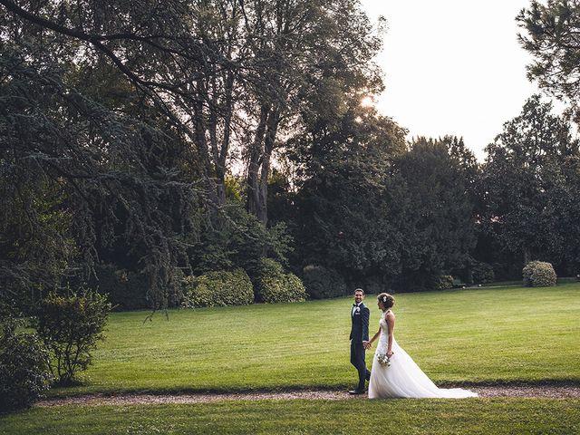 Il matrimonio di Nicolò e Linda a Busto Garolfo, Milano 47