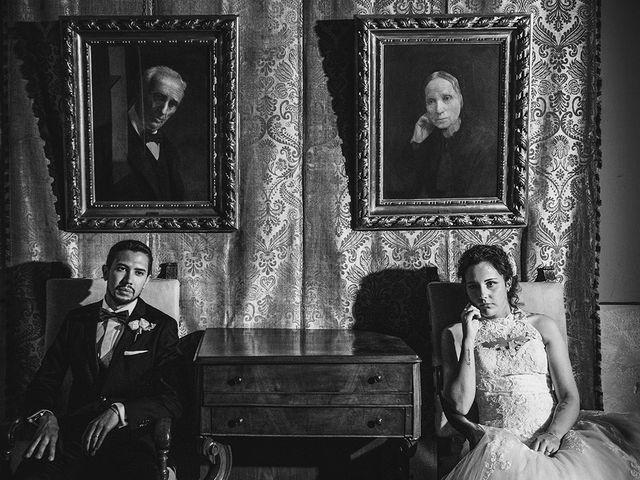 Il matrimonio di Nicolò e Linda a Busto Garolfo, Milano 57