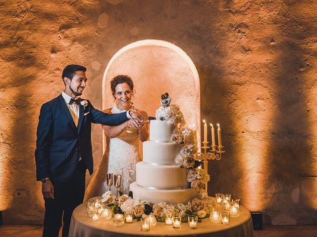 Il matrimonio di Nicolò e Linda a Busto Garolfo, Milano 61