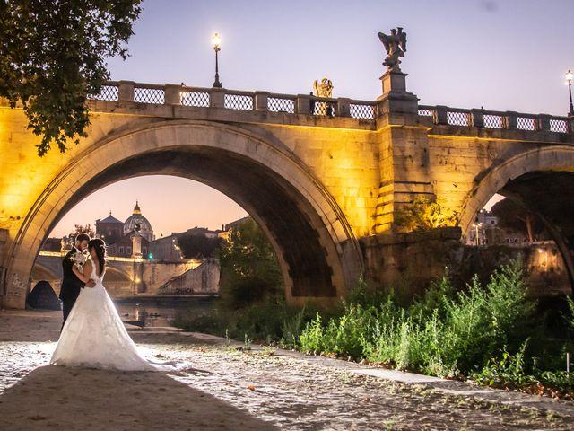 Le nozze di Davide e Claudia