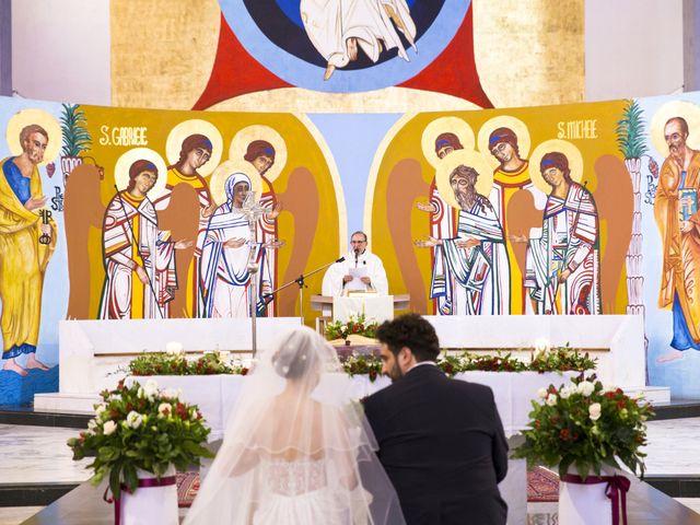 Il matrimonio di Nicola e Maria Rachele a Catania, Catania 18