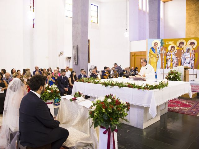 Il matrimonio di Nicola e Maria Rachele a Catania, Catania 20