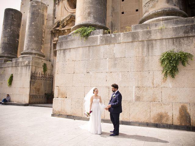 Il matrimonio di Nicola e Maria Rachele a Catania, Catania 24