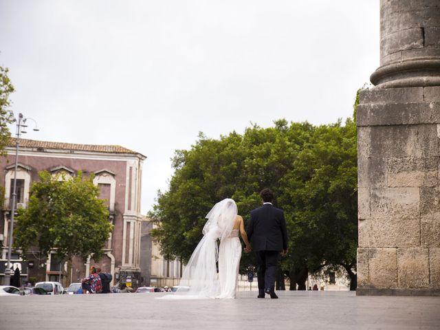 Il matrimonio di Nicola e Maria Rachele a Catania, Catania 30