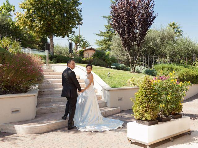 le nozze di Chiara e Felice